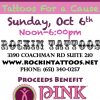 Tats for Ta Ta's- Tattoos for a Cause